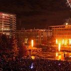 Chiswick Park Fireworks Extravaganza