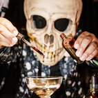 Oblix at The Shard: Day of the Dead