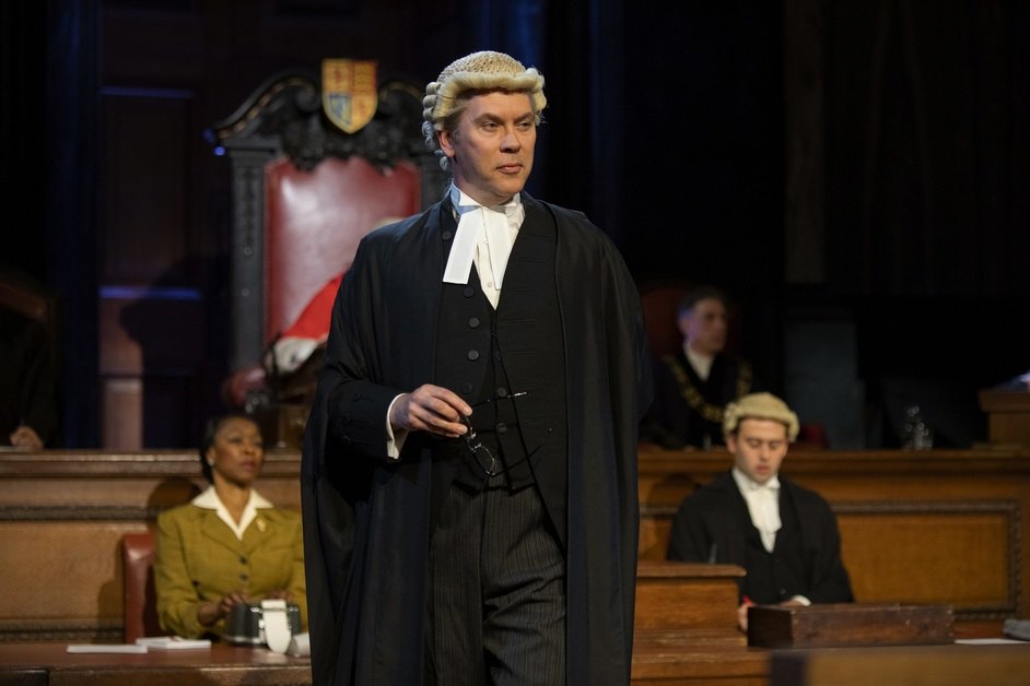 Witness For The Prosecution - Photo: Ellie Kurttz