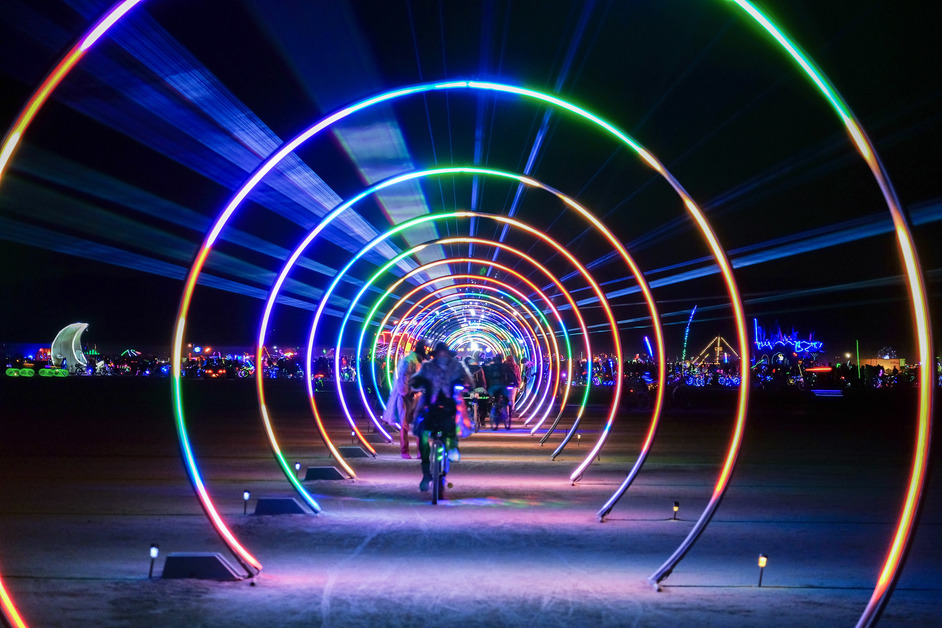 Winterfest - Sonic Runway. Image credit Jordan Laboucane