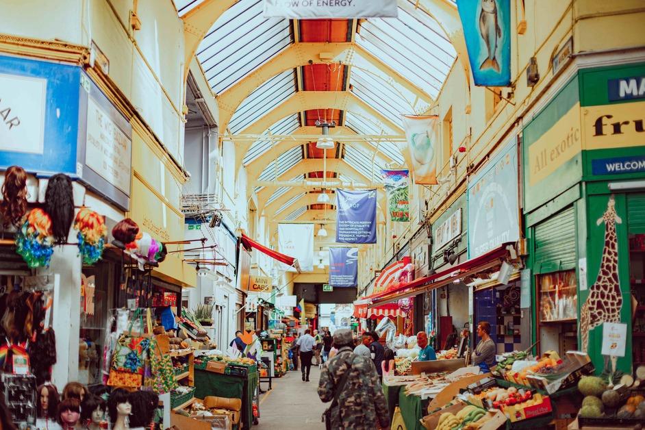 Brixton Village - Brixton Market