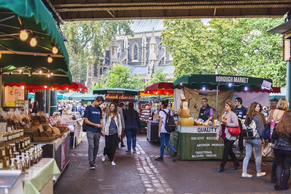 Borough Market - ©Borough Market
