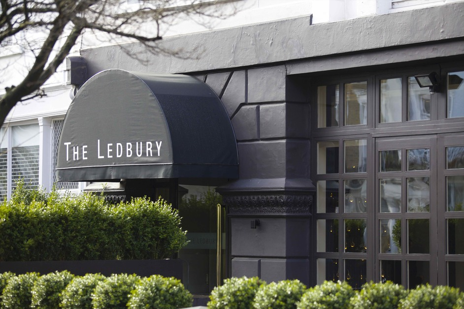 The Ledbury - photo: Jake Eastham