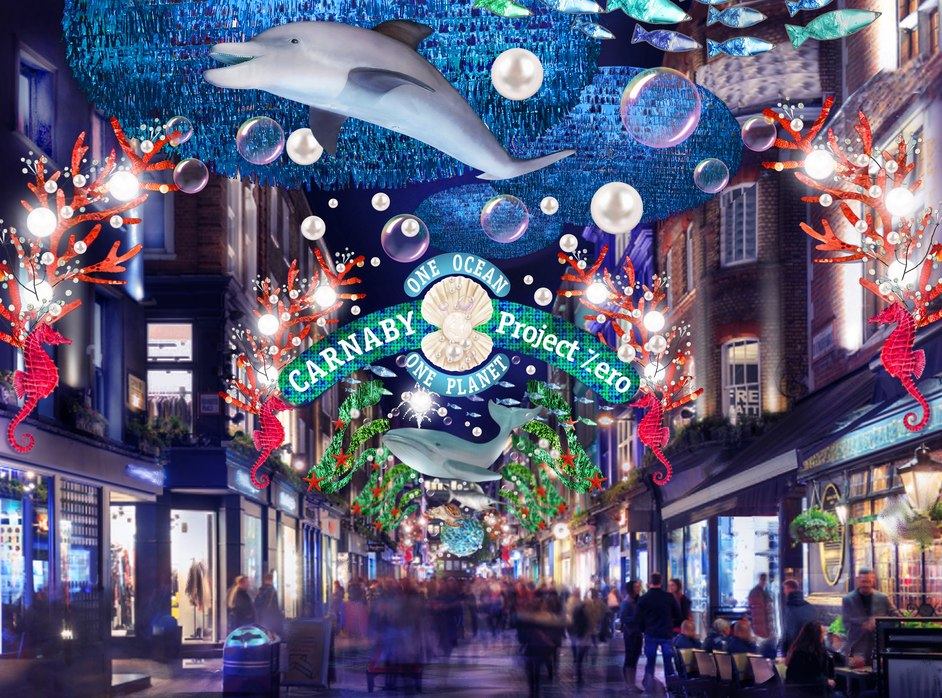 Carnaby Christmas Lights and Shopping Party - Carnaby Christmas Lights 2019