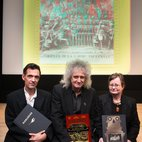Brian May's Halloween Exhibition