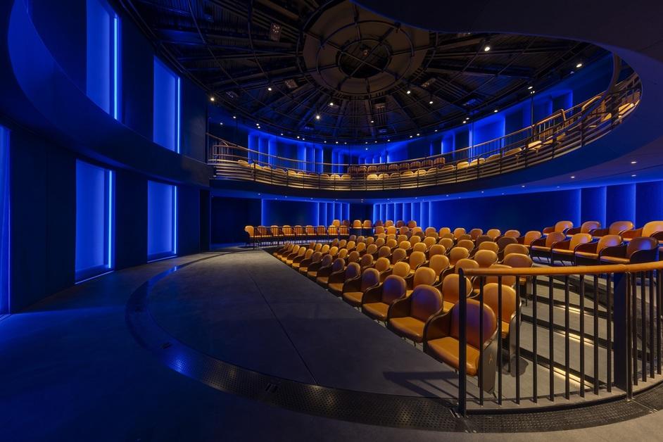 Boulevard Theatre - auditorium, photo: Tom Lee