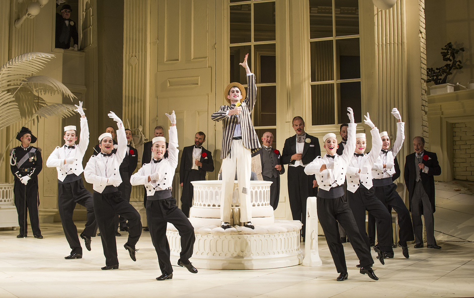 English National Opera: The Mikado