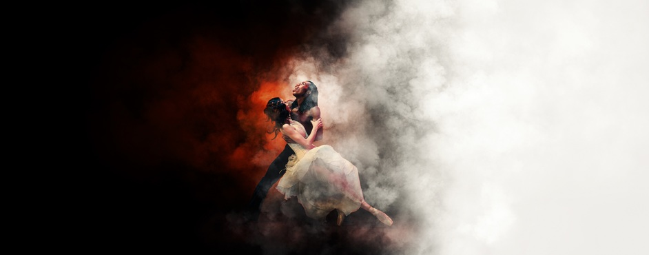 Northern Ballet: Dracula - Northern Ballet in 'DRACULA', photo by Guy Farrow