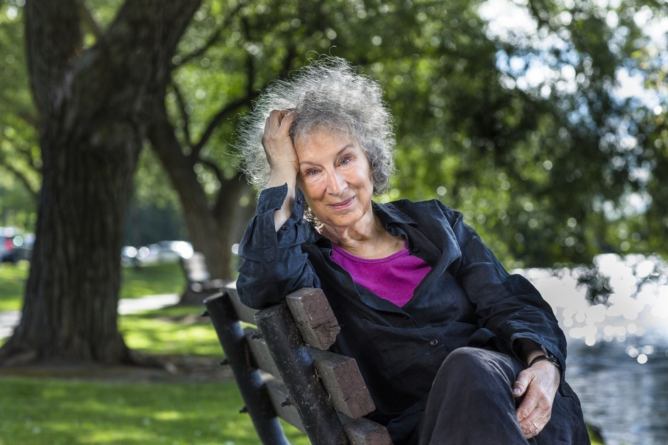 In conversation with Margaret Atwood - Margaret Atwood, photo: Liam Sharp