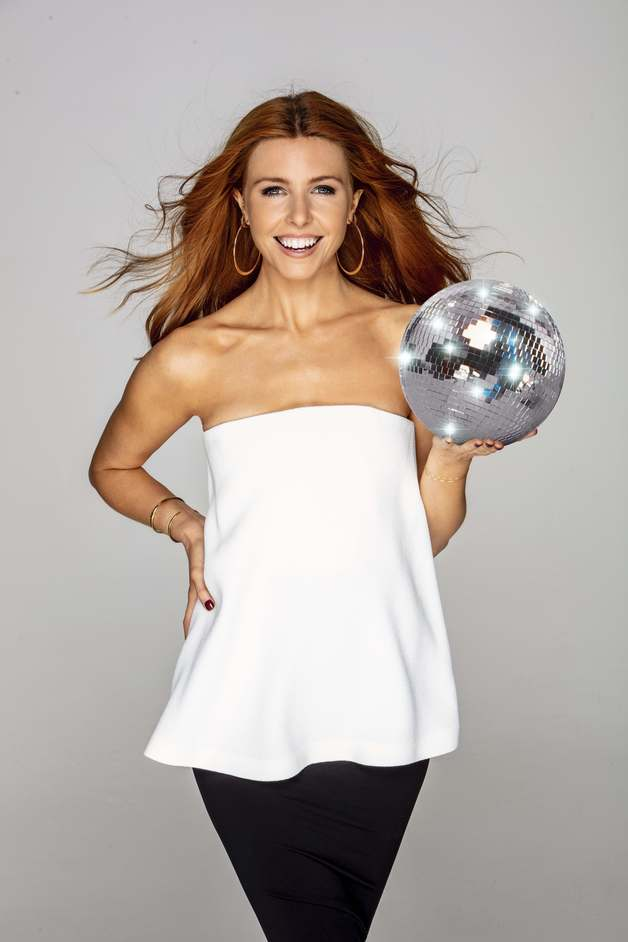 Strictly Come Dancing: The Live Tour - Strictly favourite and 2018 TV show winner Stacey Dooley returns to host the tour for the first time in 2020. Photo: Trevor Leighton