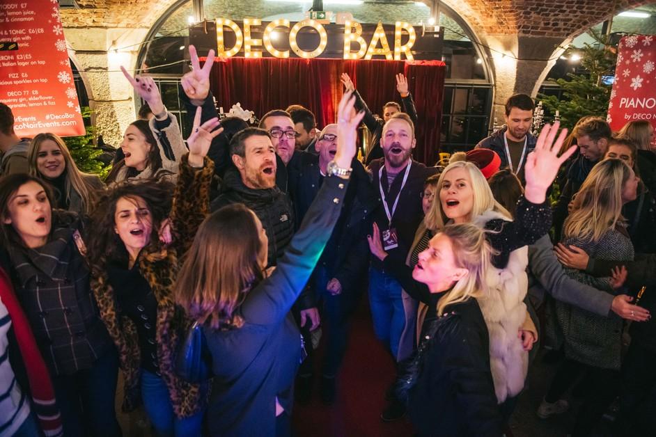 Taste of London: Festive Edition 2019 - Taste of London Winter 2018, photo: Andy Hughes