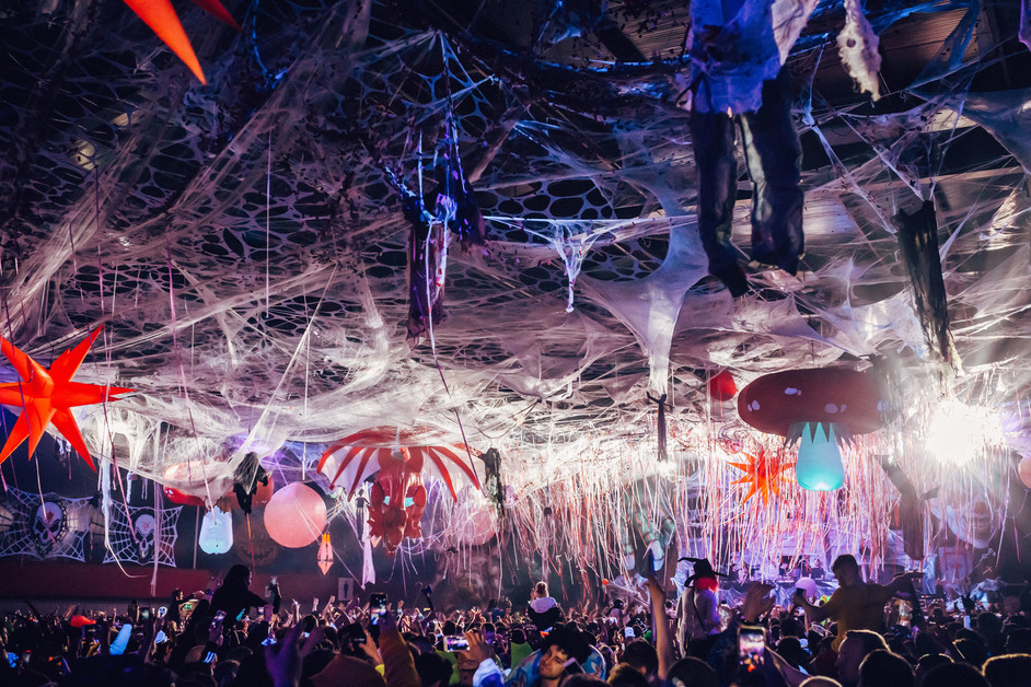 elrow Horroween