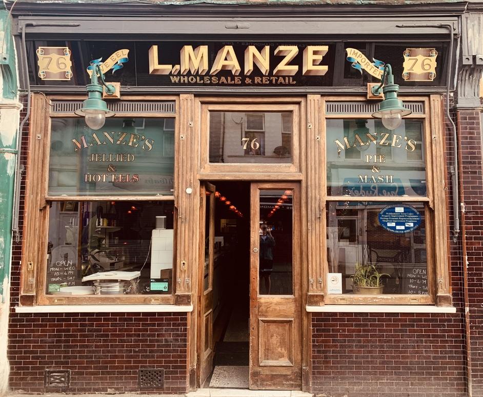 L Manze