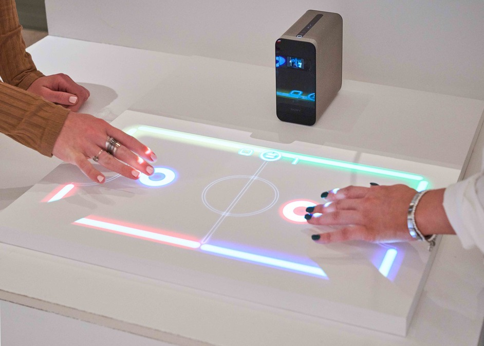 Beazley Designs Of The Year - Xperia Touch by Sony Corporation