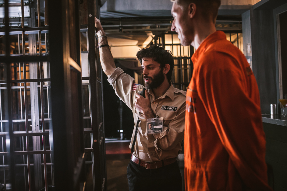 Alcotraz: Prison Cocktail Bar
