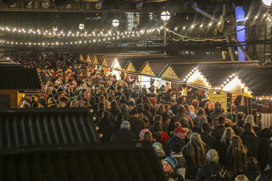 Winter at Southbank Centre - Southbank Market, photo: India Roper-Evans
