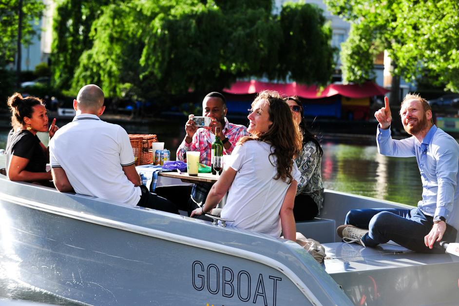 GoBoat Paddington