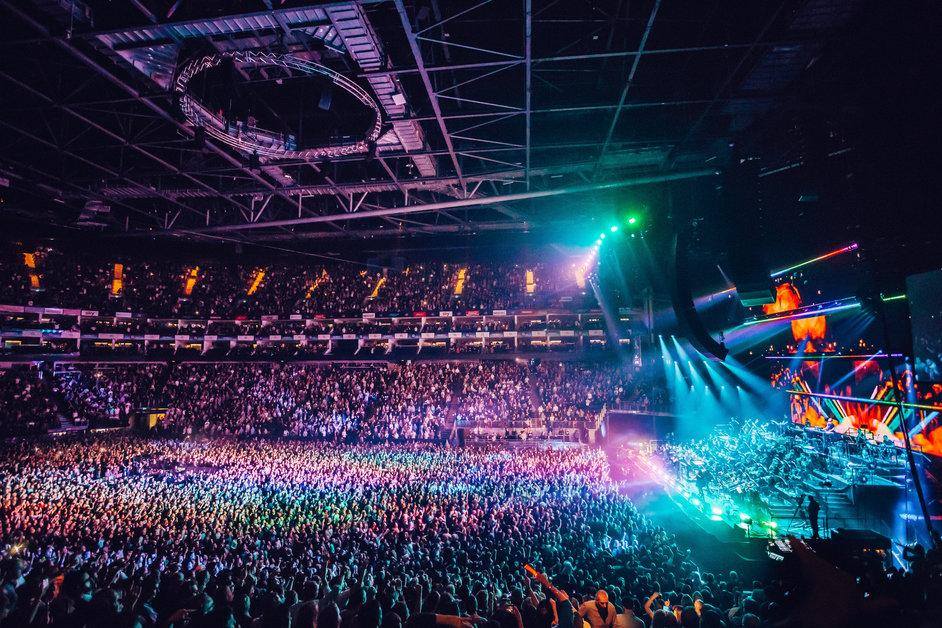 The O2 Arena - photo: The O2