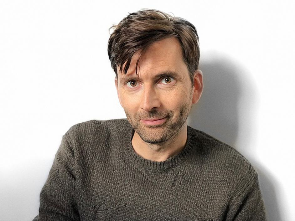 Good - David Tennant, photo: Georgia Tennant