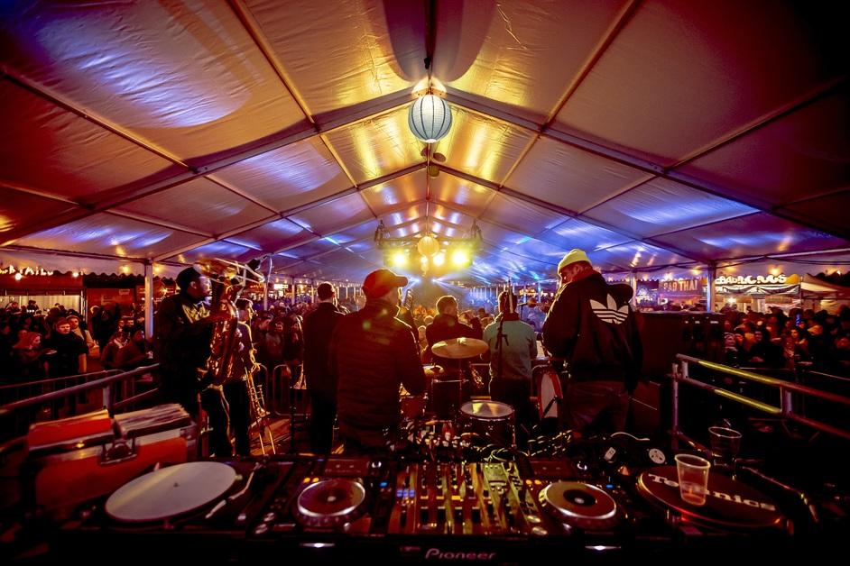 Alexandra Palace Fireworks Festival