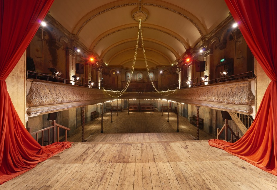 Wilton's Music Hall - photo: Peter Dazeley