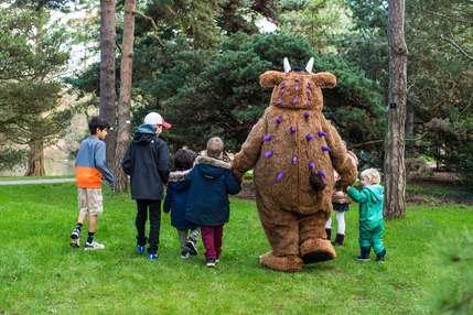 The Gruffalo at Kew Gardens