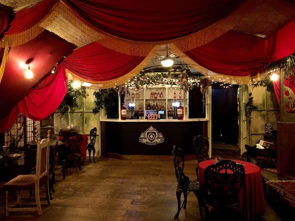 Vault Festival - The Rose Bar from Lanique, VAULT Festival, 2020