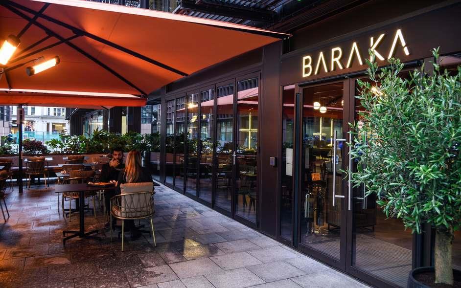 Baraka Restaurant and Bar