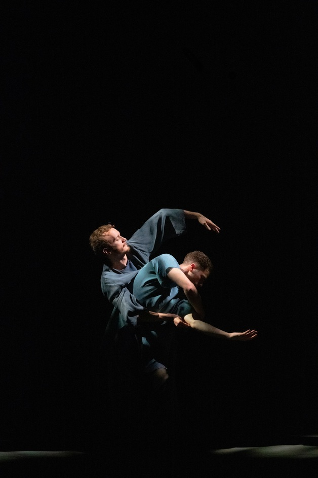 CANCELLED BalletBoyz 20th Anniversary Show: Deluxe - photo: George Piper