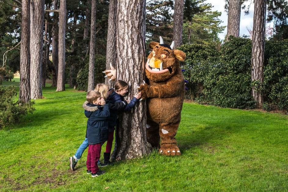 The Gruffalo at Kew Gardens - Credit Ines Stuart Davidson © RBG Kew