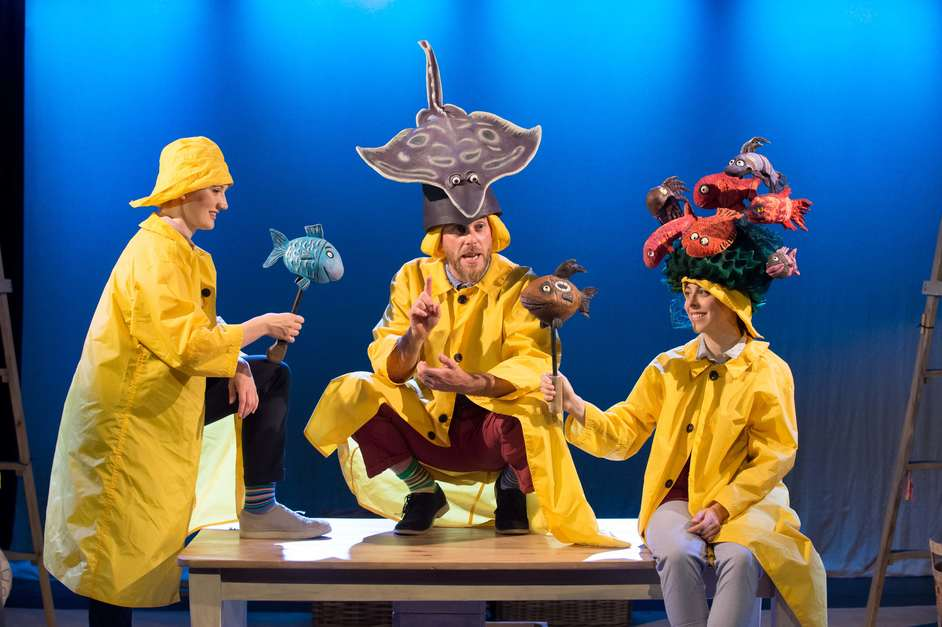 Easter at the Southbank Centre - Tiddler and Other Terrific Tales