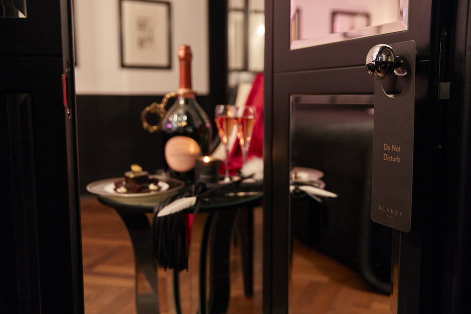Blakes Hotel - 'Behind Closed Doors' winter package at Blakes Hotel, in partnership with Kiki De Montparnasse
