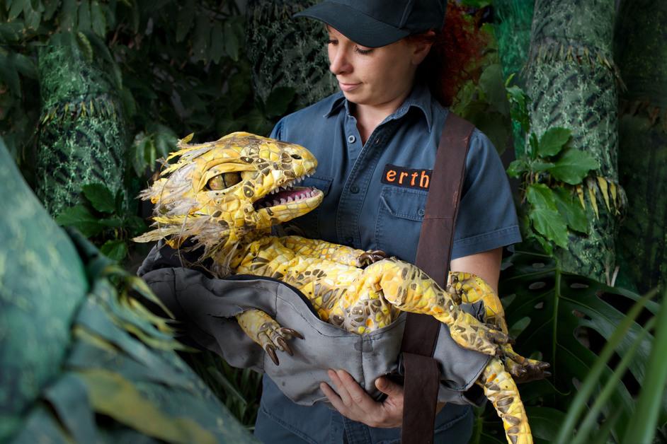 Erth's Dinosaur Zoo - Erth's Dinosaur Zoo