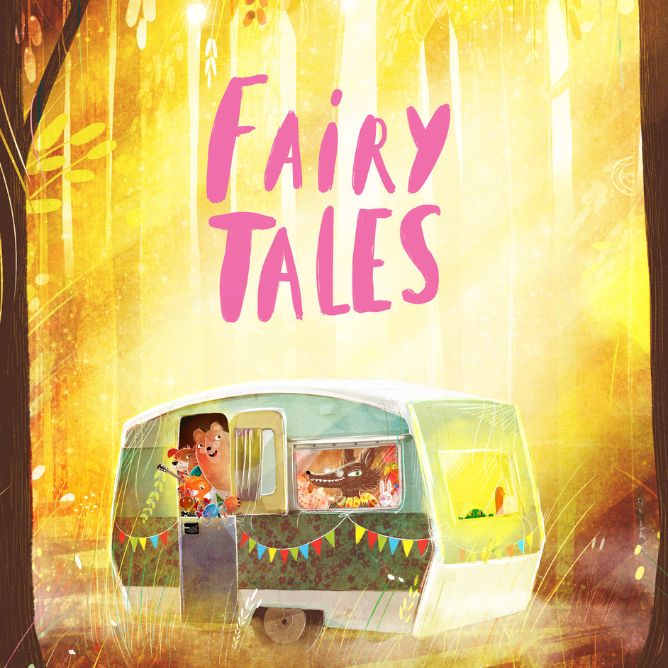 Fairy Tales - Discover Children's Story Centre - Fairy Tales (Illustration by David Litchfield)