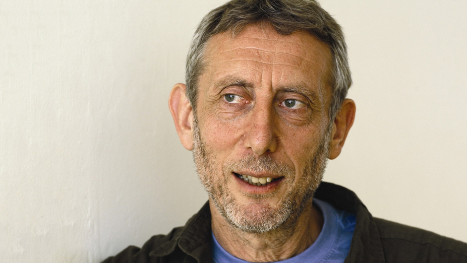 Imagine Children's Festival - Michael Rosen: The Missing, Sunday 23 February 2020