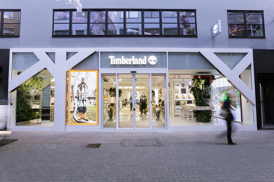 Timberland Carnaby Street