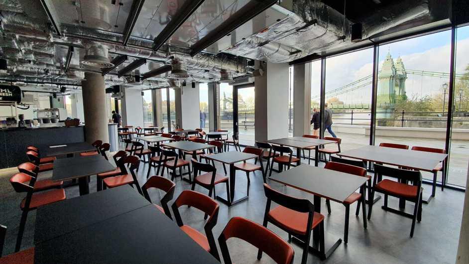 Studio 8 Cafe and Bar