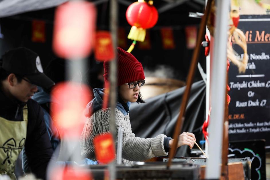 Chinese New Year at Duke of York Square