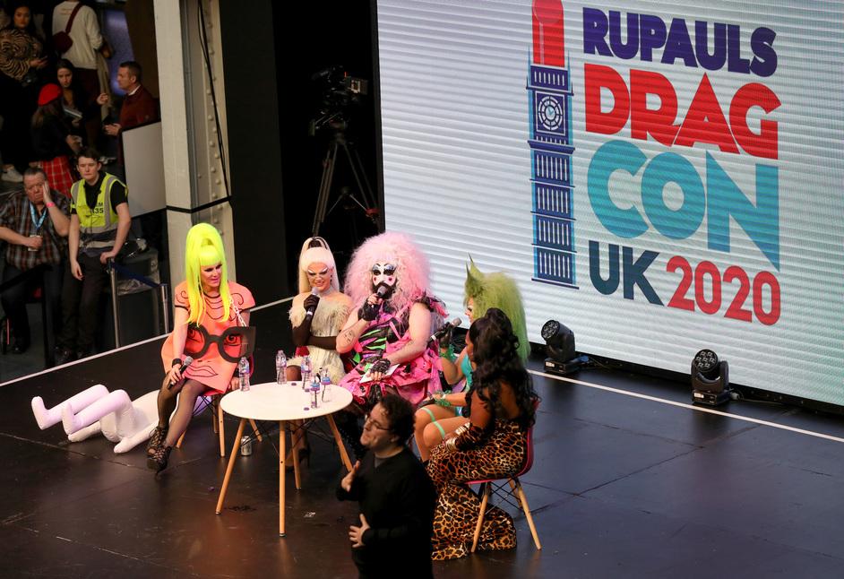 RuPaul's DragCon UK