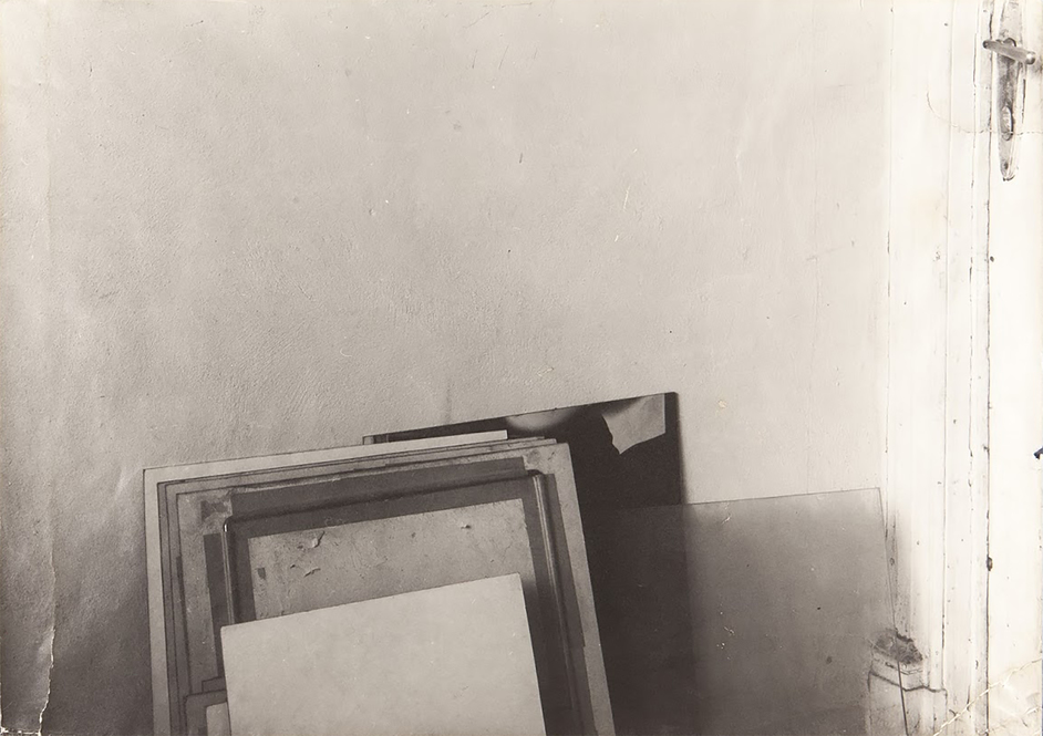 Jan Svoboda: Against the Light - Jan Svoboda An attempt at ideal proportion III, 1971 Collection	of Miroslav Velfl, Prague ©	Artist?s Estate