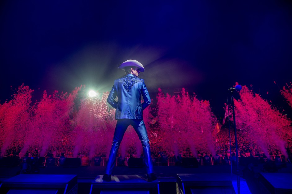 The Killers - photo: Rob Loud