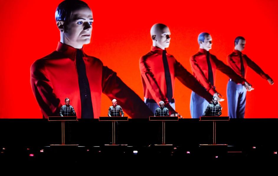 Electronic: From Kraftwerk to The Chemical Brothers - Kraftwerk. Photo: Peter Boettcher