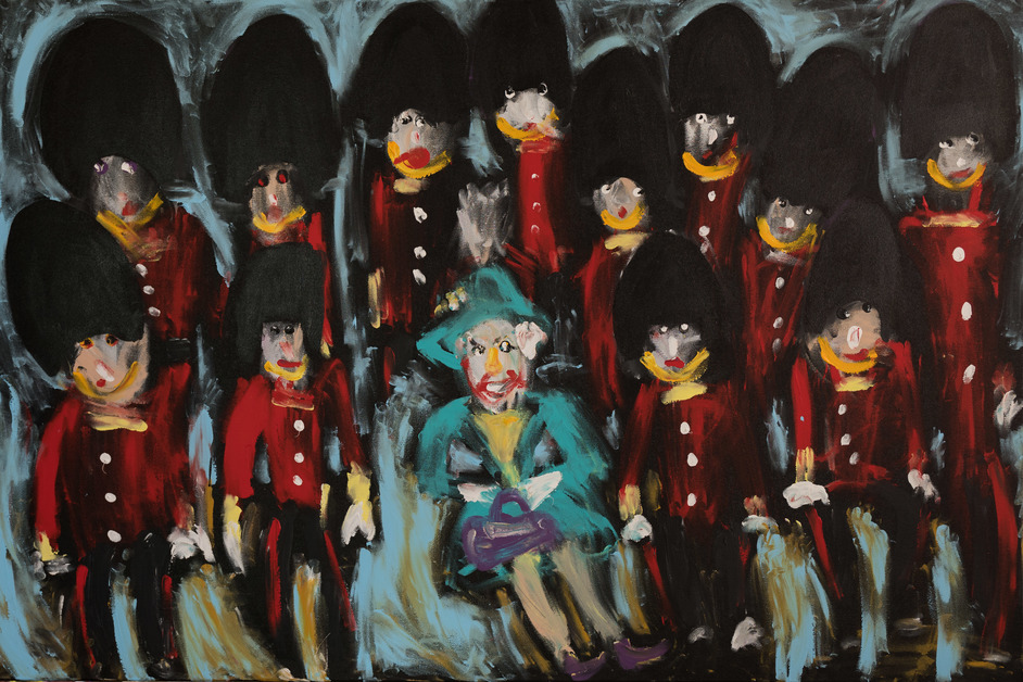 CANCELLED The Other Art Fair - Noel Fielding, Don't With The Queen