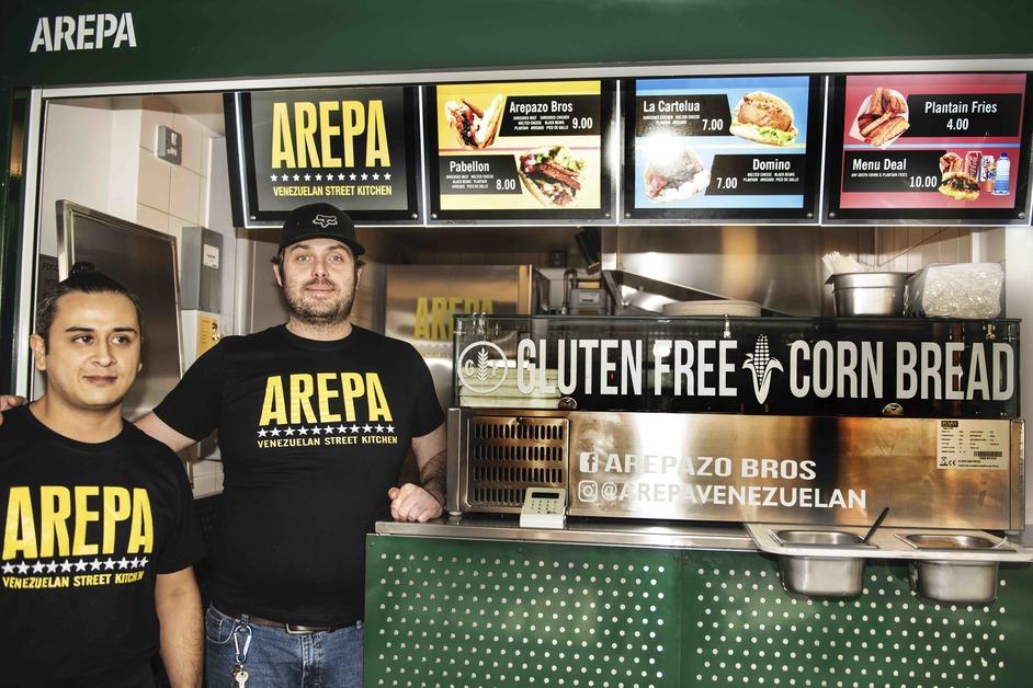 Buck Street Market - Arepa Venezuelan Kitchen