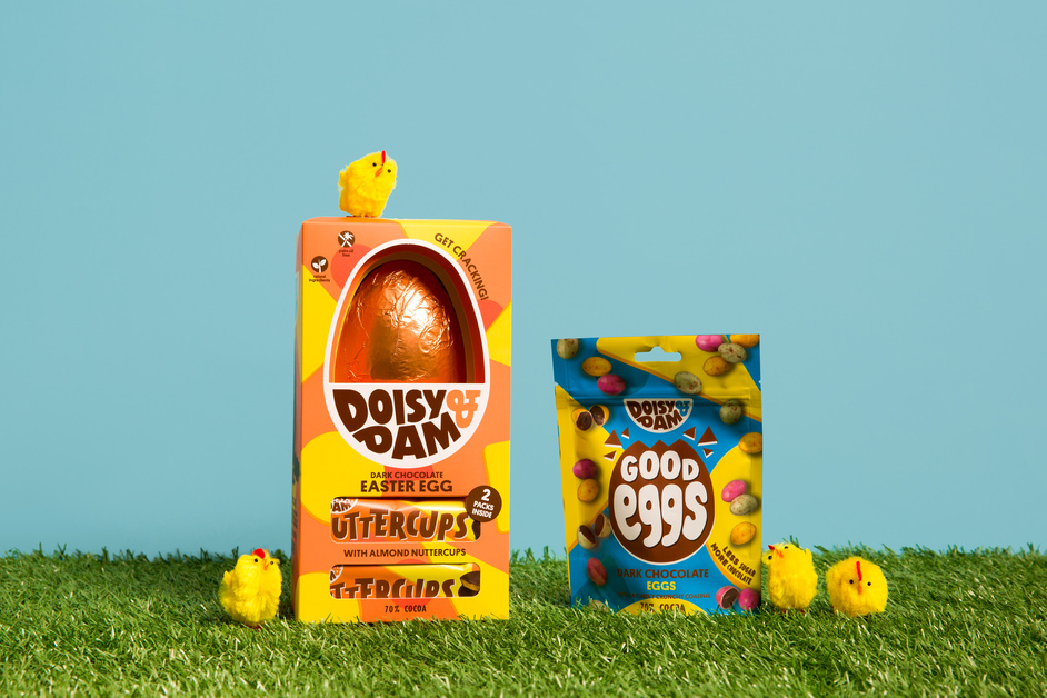 Doisy & Dam x South Place Hotel Easter Egg Hunt