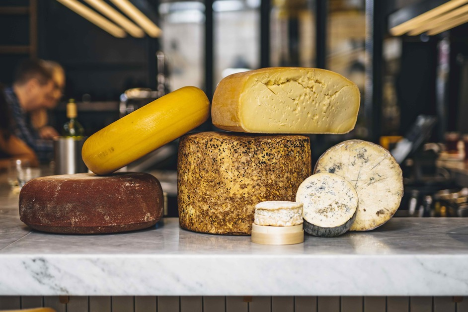 The Cheese Bar - photo: Lateef Photography