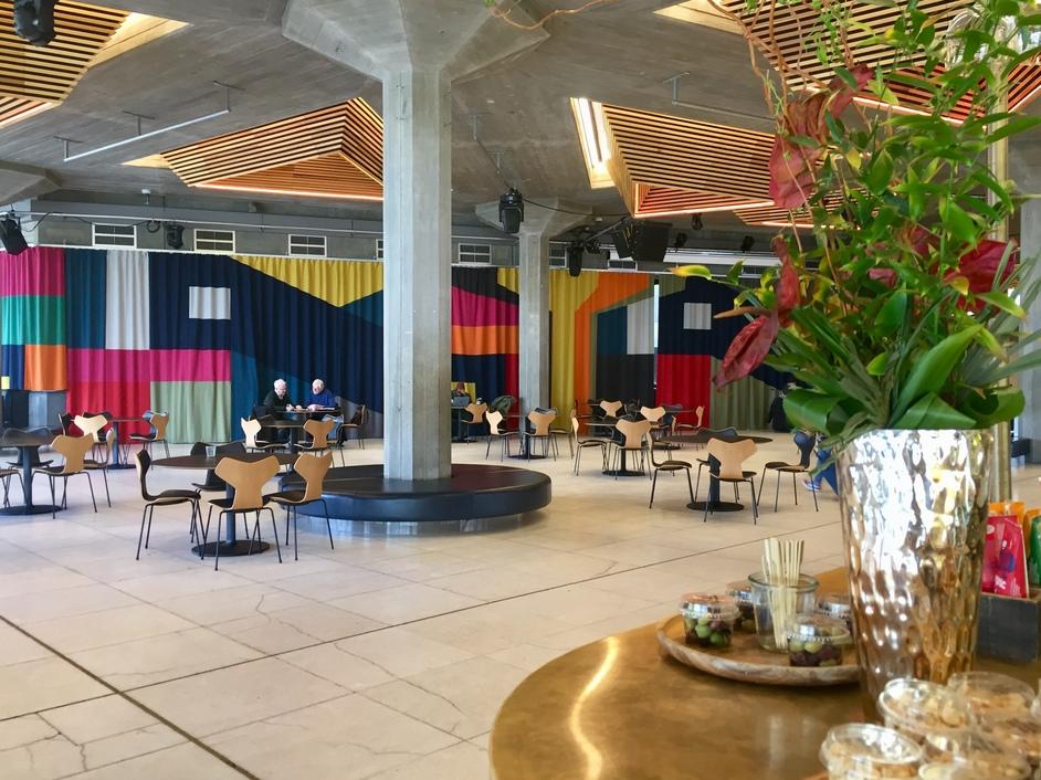 Southbank Centre: Queen Elizabeth Hall