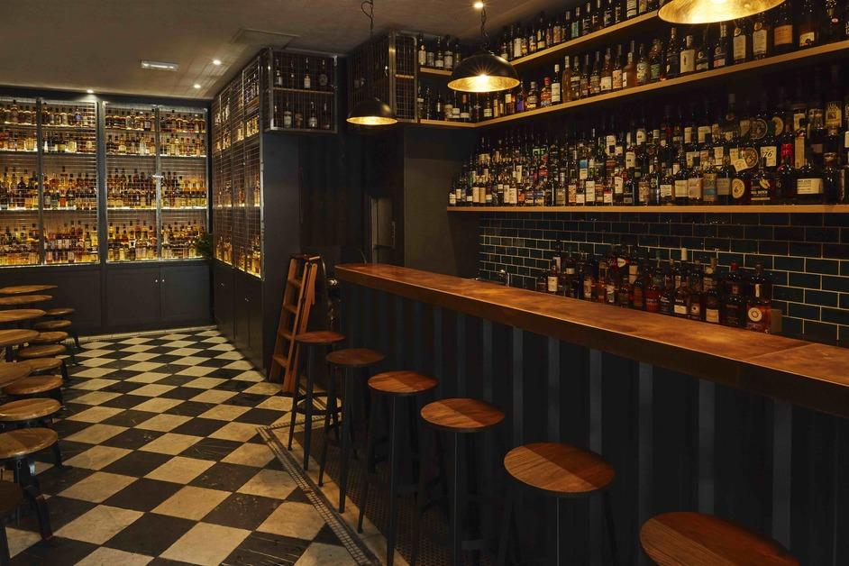 Milroy's of Spitalfields - The Whisky Bar - Milroy's of Spitalfields