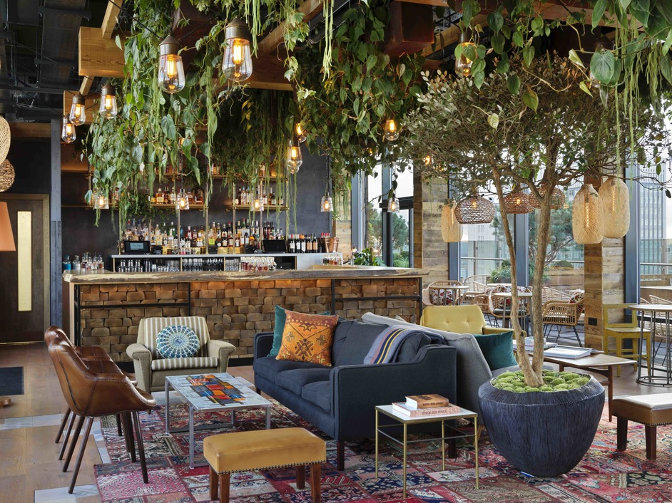 The Nest at Treehouse London - photo: Simon Brown Photography