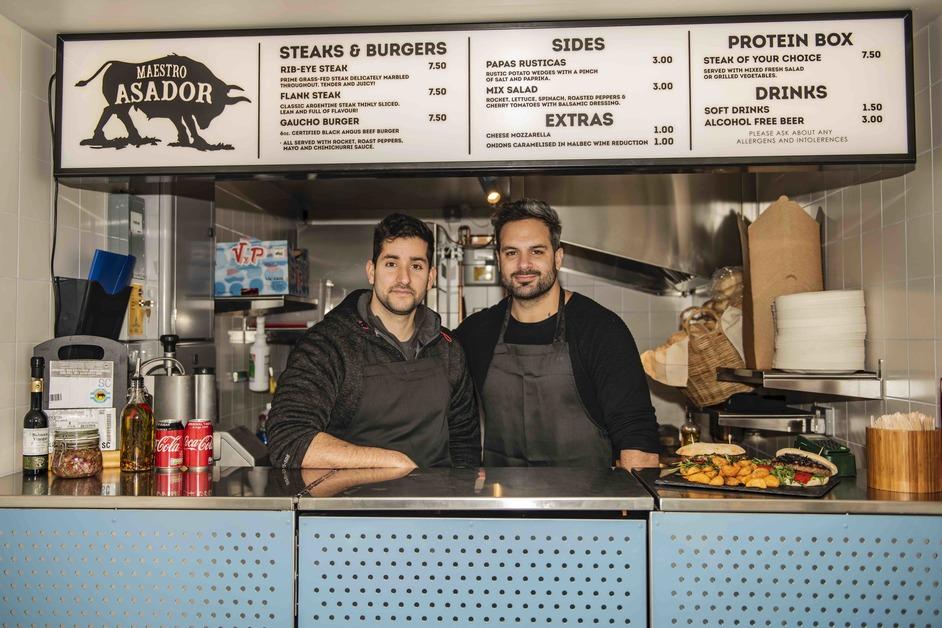 Buck Street Market - Asador Argentinian Steak